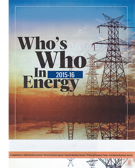 Who's Who In Energy