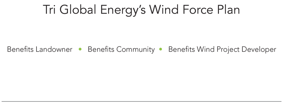Wind Force Plan