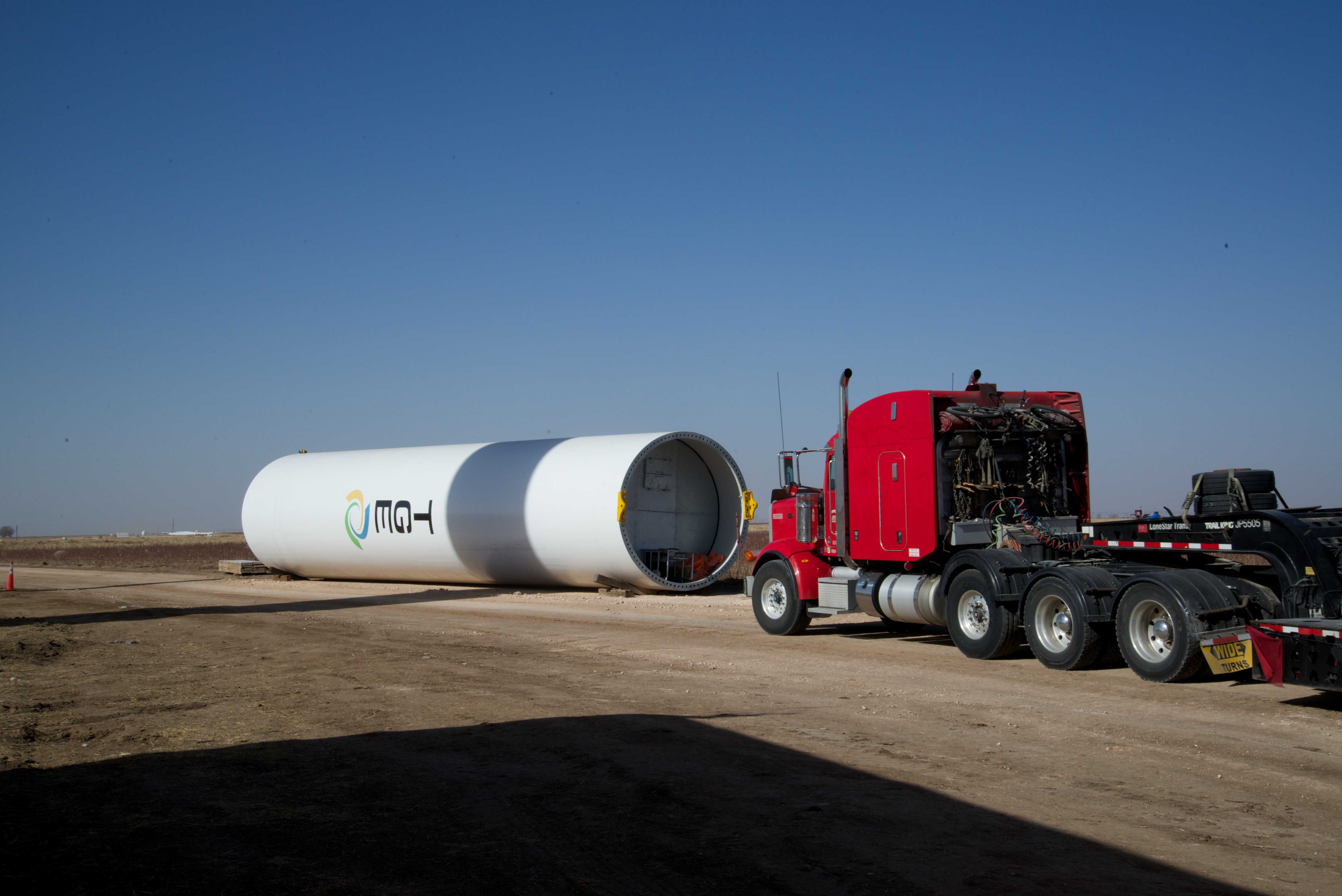 Tri Global Energy Announces Sale of West Texas Wind Project to TERNA ENERGY