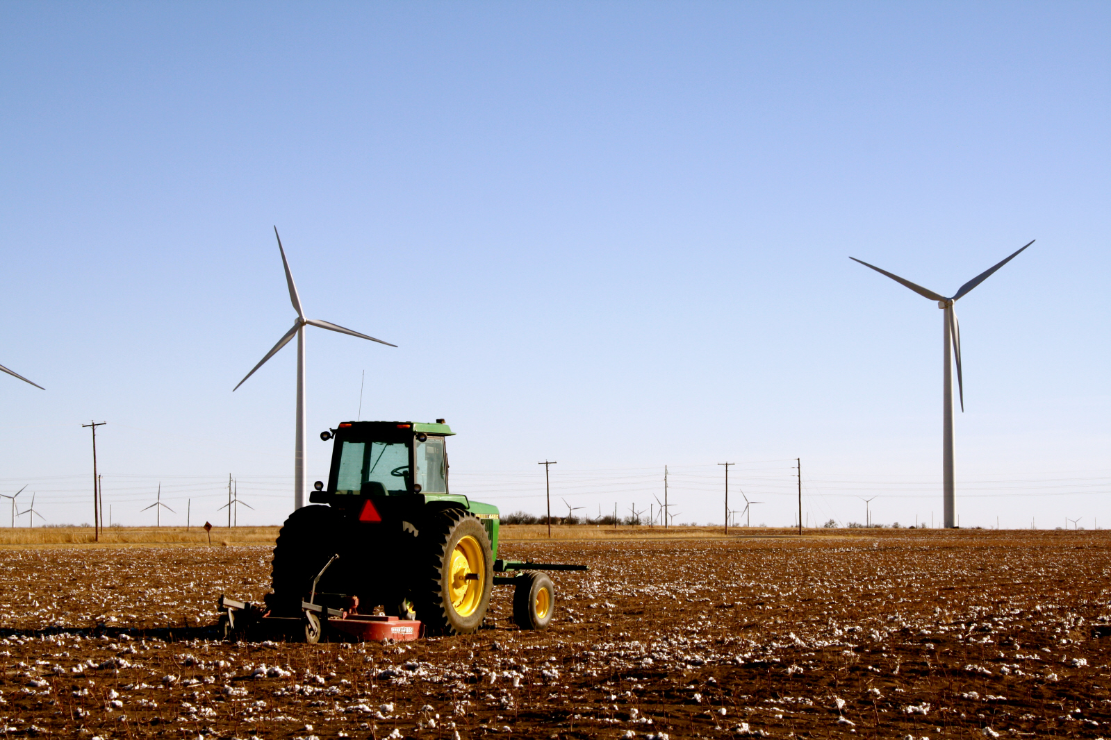 Tri Global Energy Reaches Financial Close for Panhandle Wind Energy Project