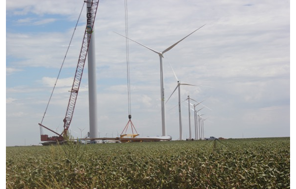 Tri Global Energy Continues to Lead Texas in  Wind Energy Projects Under Construction