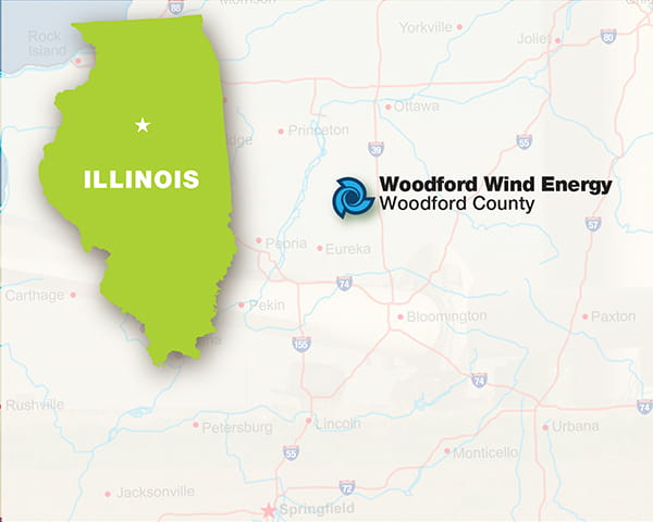 Tri Global Energy Sells Illinois Wind Energy Project to Copenhagen Infrastructure Partners