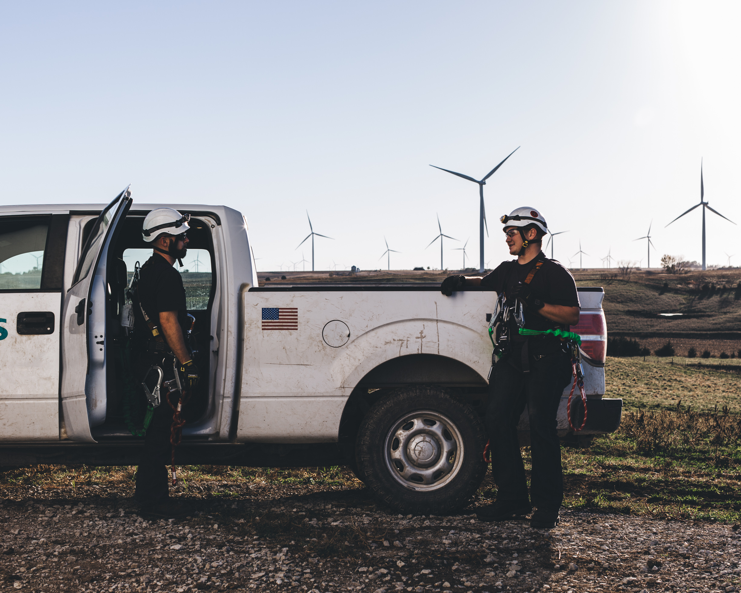 U.S. wind power puts Americans back to work
