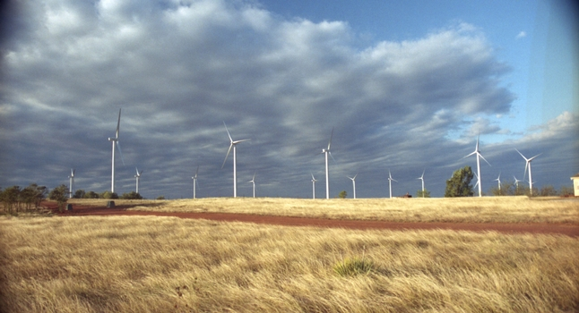 Wind belt holds the hopes of US industry