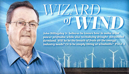 The Wizard of Wind - Dallas Business Journal